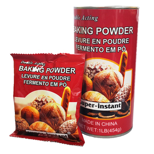 Baking powder small package